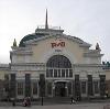 Железнодорожные вокзалы в Балаганске