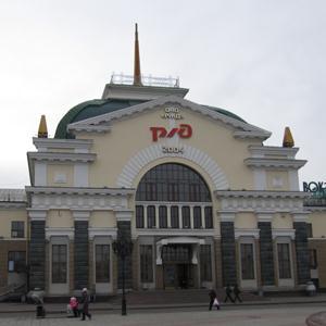 Железнодорожные вокзалы Балаганска